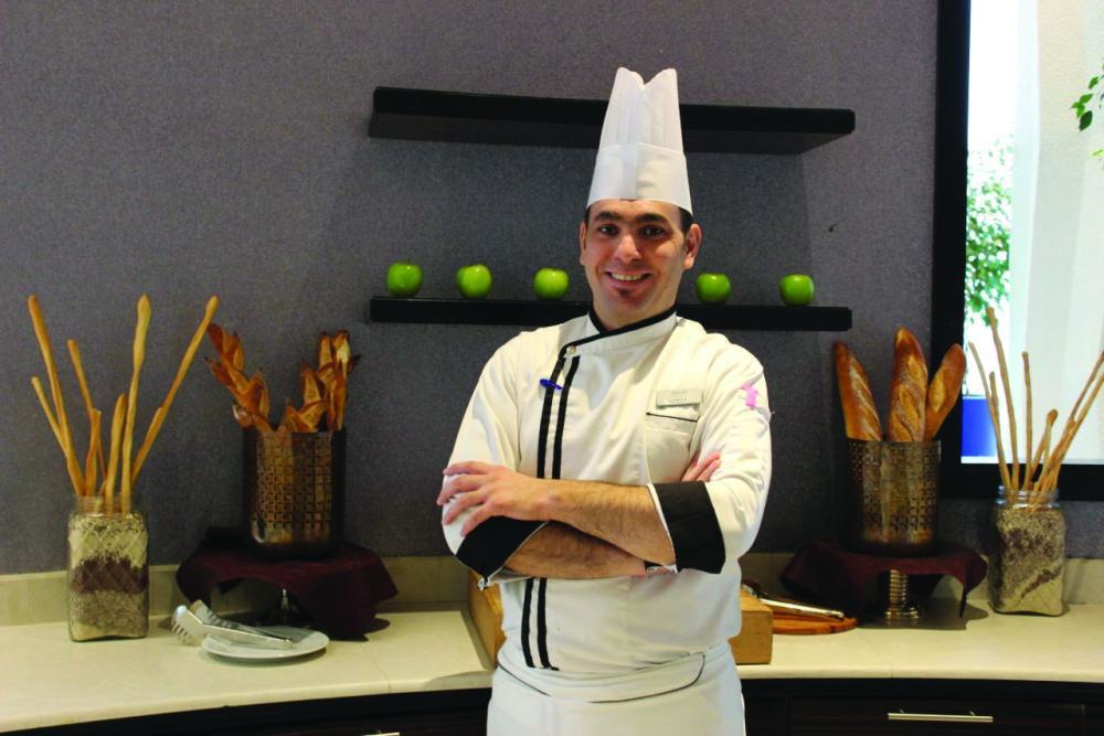 Chef Hamza Barakat