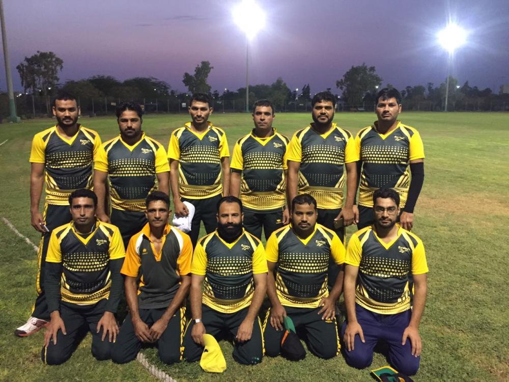 SIDC Cricket Club