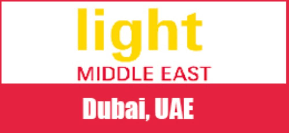 Global player's line up for 'Light Middle East 2017'