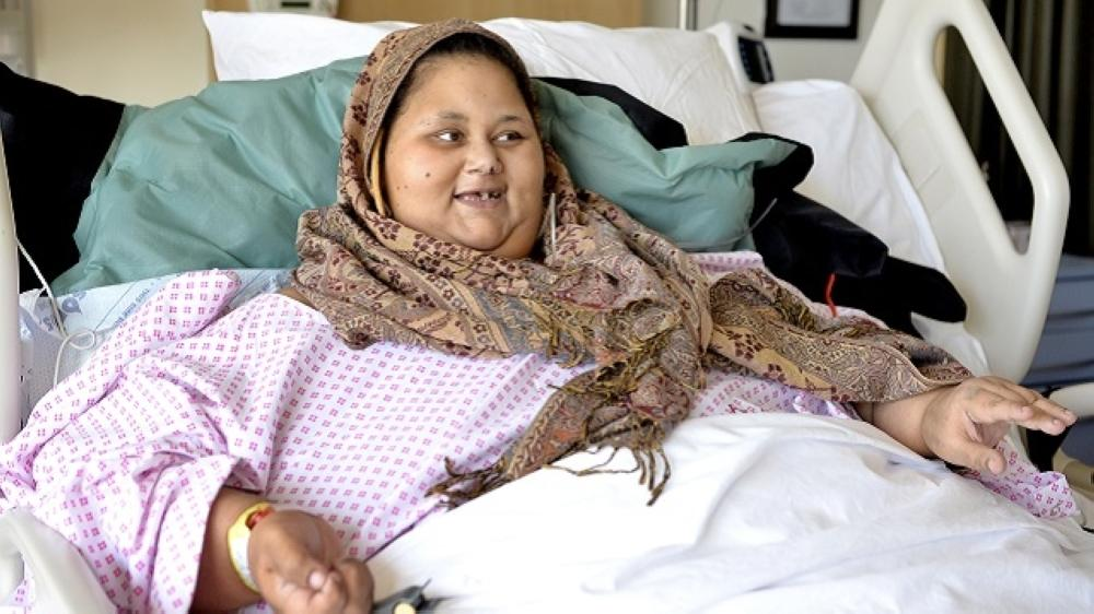 At one point, Eman Abdul Atti reportedly weighed around 500 kilograms (1,100 pounds). — File photo