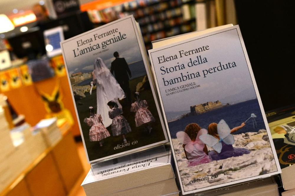 Elena Ferrante was reported last year to have been outed as Rome-based literary translator Anita Raja. - AFP