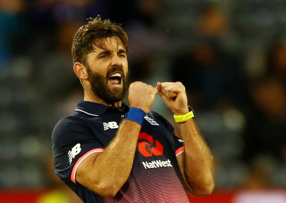 England's Liam Plunkett could get an Ashes call up. — Reuters