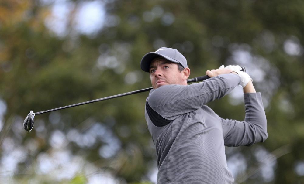 Aussies keep pace with McIlroy at Masters