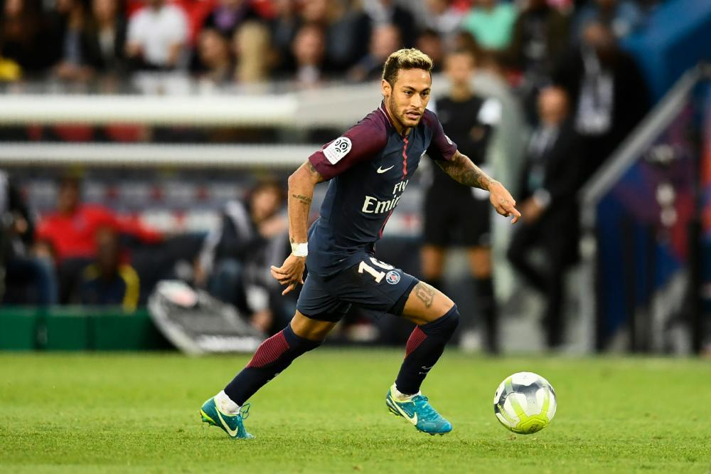 Neymar & Cavani inspire PSG's most-prolific first half in Ligue 1