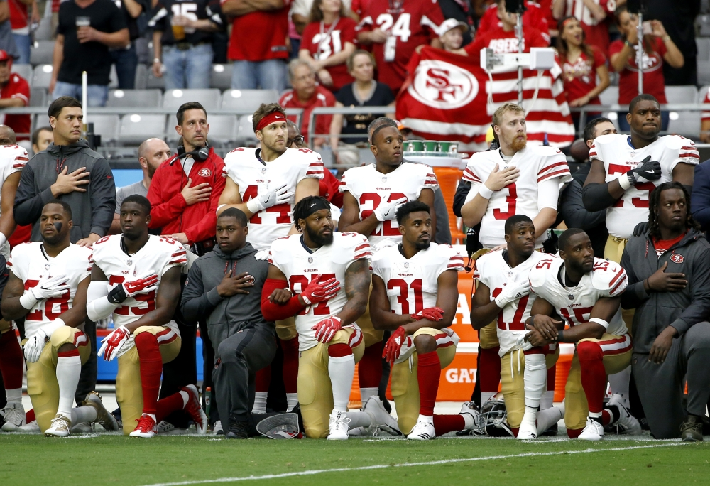 Most Americans disapprove of National Football League  player protests: ESPN poll