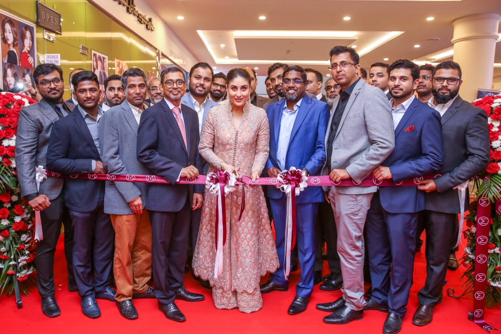 Malabar Gold unveils 3 stores in one day in UAE and Kuwait