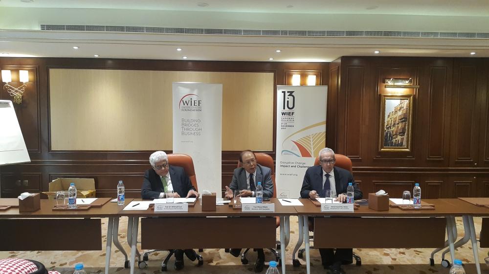 13th WIEF to tackleinnovation, Islamicfinance, halal goodsin global development