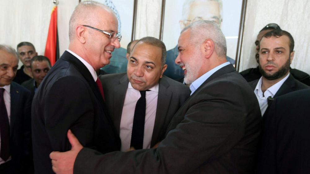 Palestinian delegations head to Egypt for unity talks