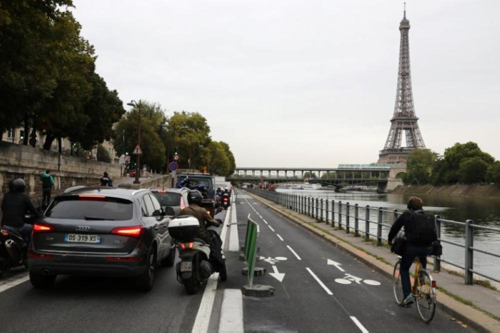Paris wants to phase out diesel cars by 2024 - Saudi Gazette