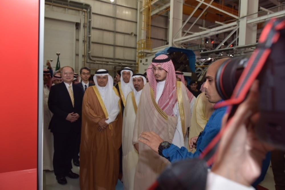 Gas Turbine MRO facility opened - Saudi Gazette
