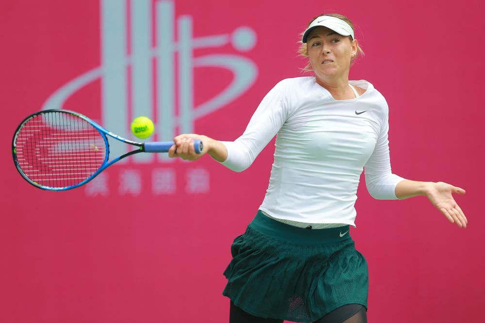 Gavrilova powers into Hong Kong Open final