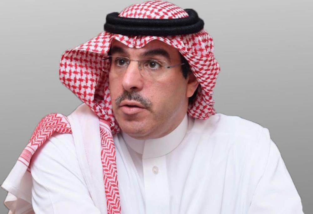 Minister of Culture and Information Awwad Bin Saleh Al-Awwad