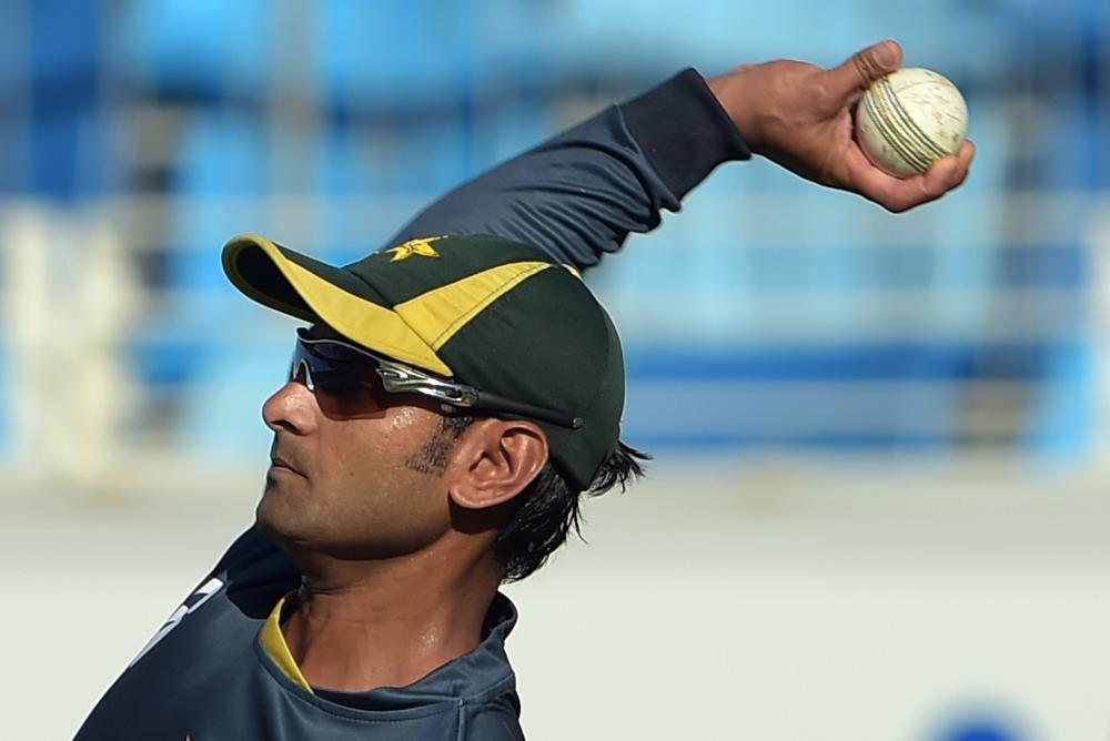 Mohammad Hafeez: Pakistan Off-Spinner's Action Reported For Third Time
