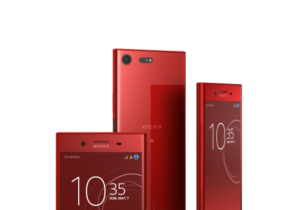 XZ Premium Rosso
