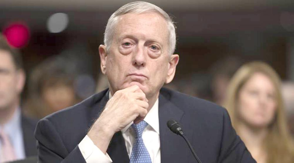 US Defense Secretary James Mattis, seen in this file photo, is in the Philippines for security talks with Southeast Asian defense ministers and would discuss North Korea among other issues. — AP