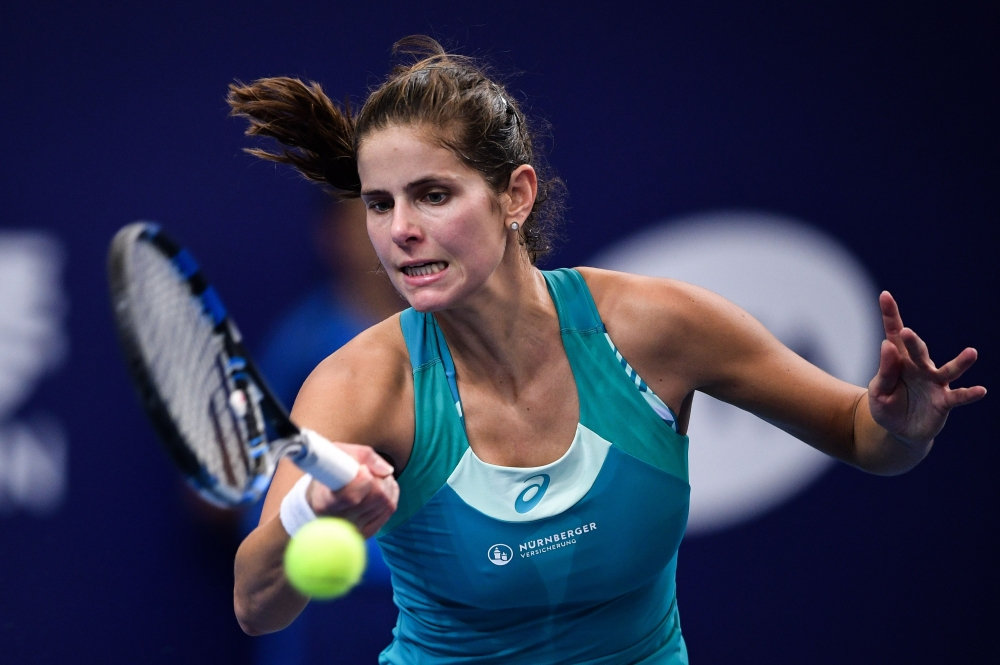 Goerges Defeats Coco To Win WTA Elite Trophy