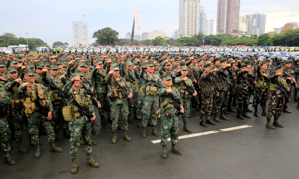 Densus 88 to coordinate with Philippines on arrested Indonesian terrorists
