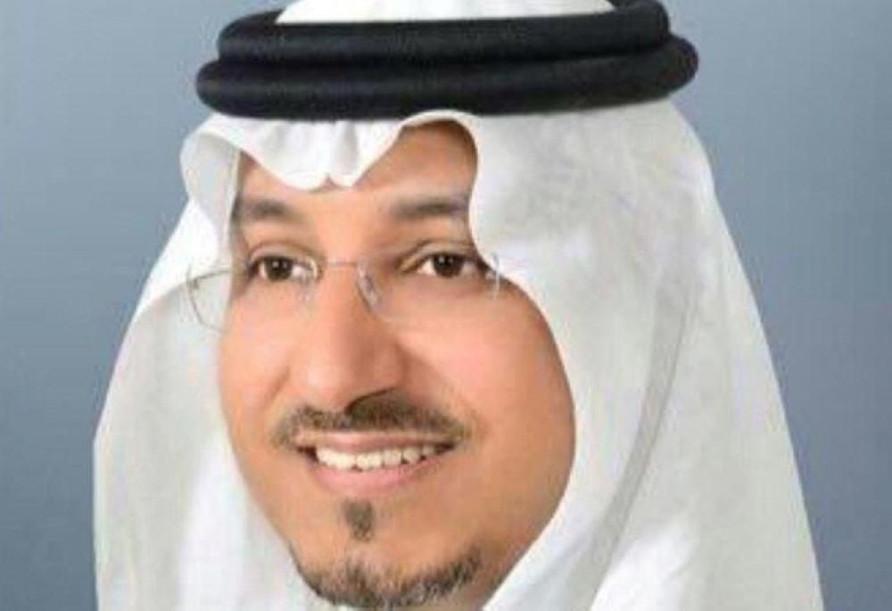 Prince Mansour Bin Muqrin, deputy emir of Asir region