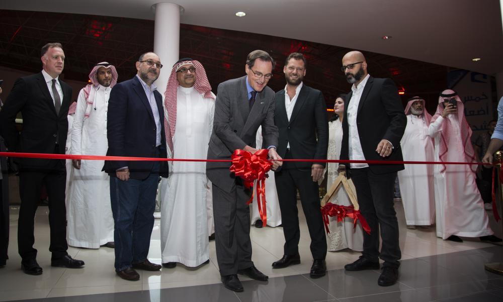Virgin Megastore opens  latest store in Hayat Mall