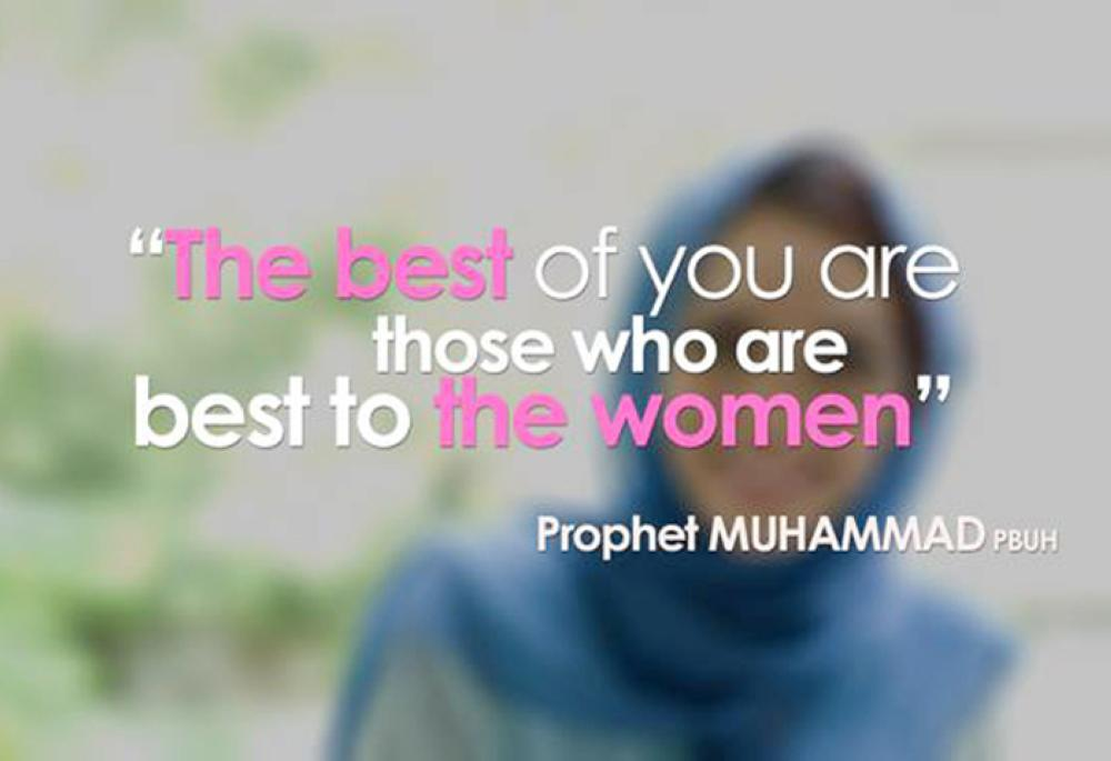 Prophet Muhammad (peace be upon him), the Father and Husband