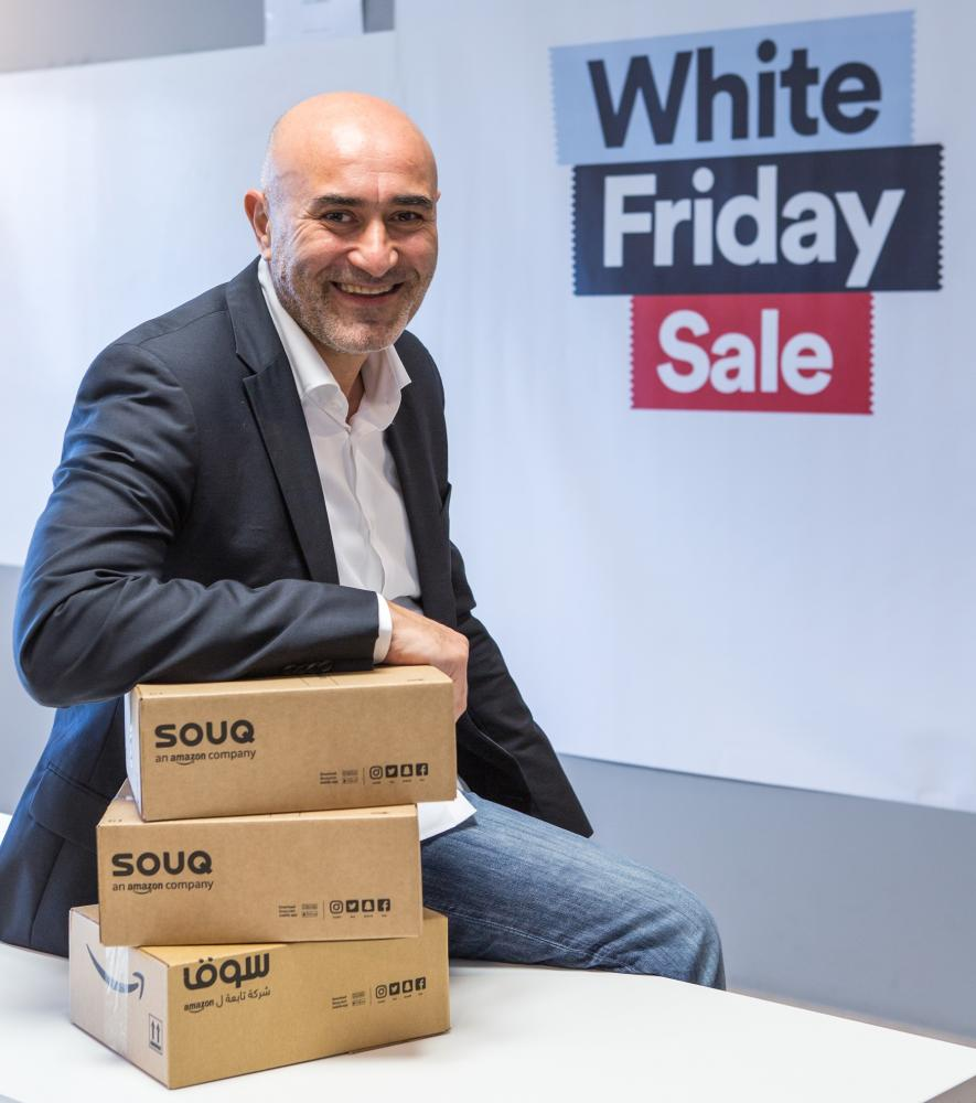 SOUQ com set to launch 'White Friday Sale 2017' - Saudi Gazette