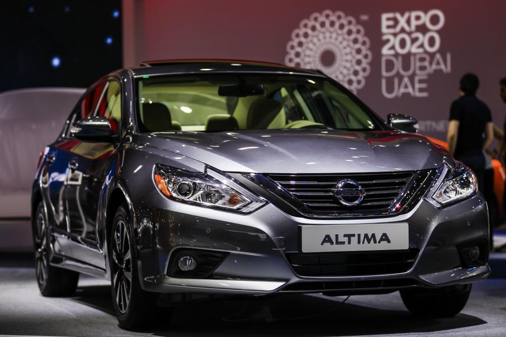 Nissan Altima sales in Saudi Arabia surge 59% - Saudi Gazette