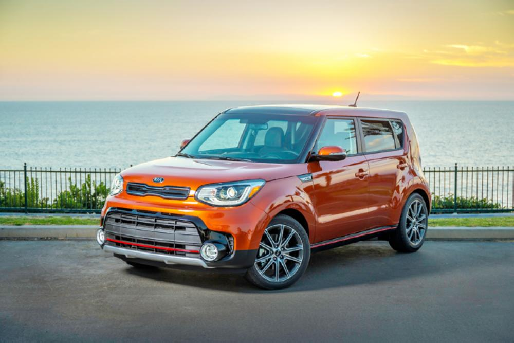 218 Kia Soul, Sportage Get Highest Safety Rating