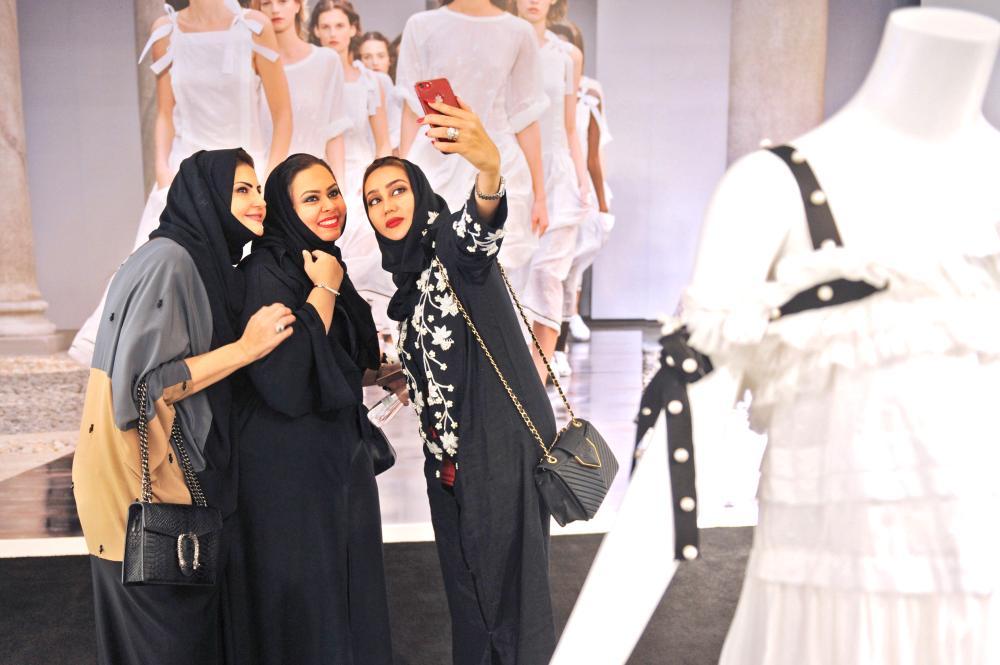 Fashion Event In Jeddah Saudi Gazette