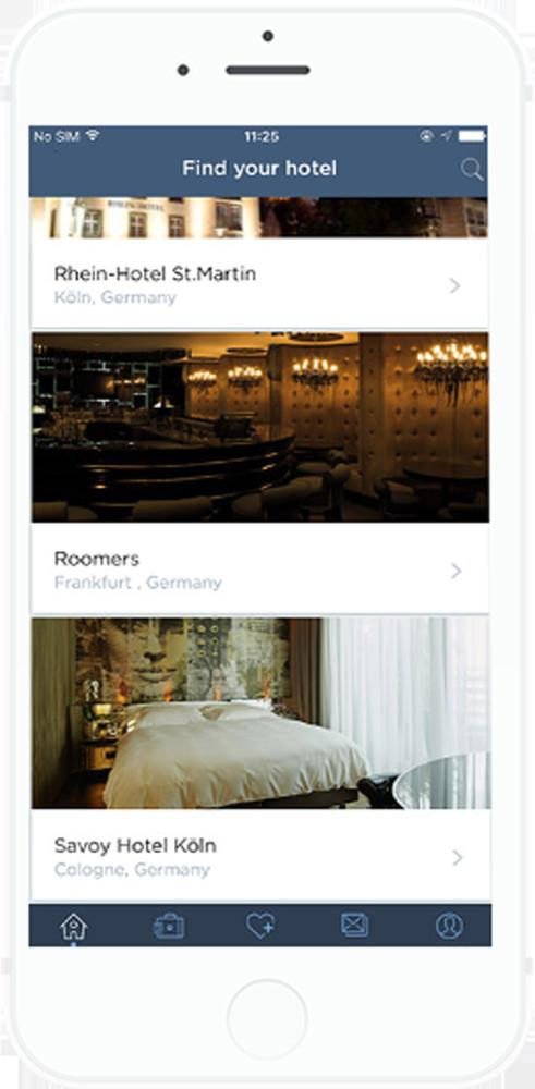 Technology transforming  hotel experience