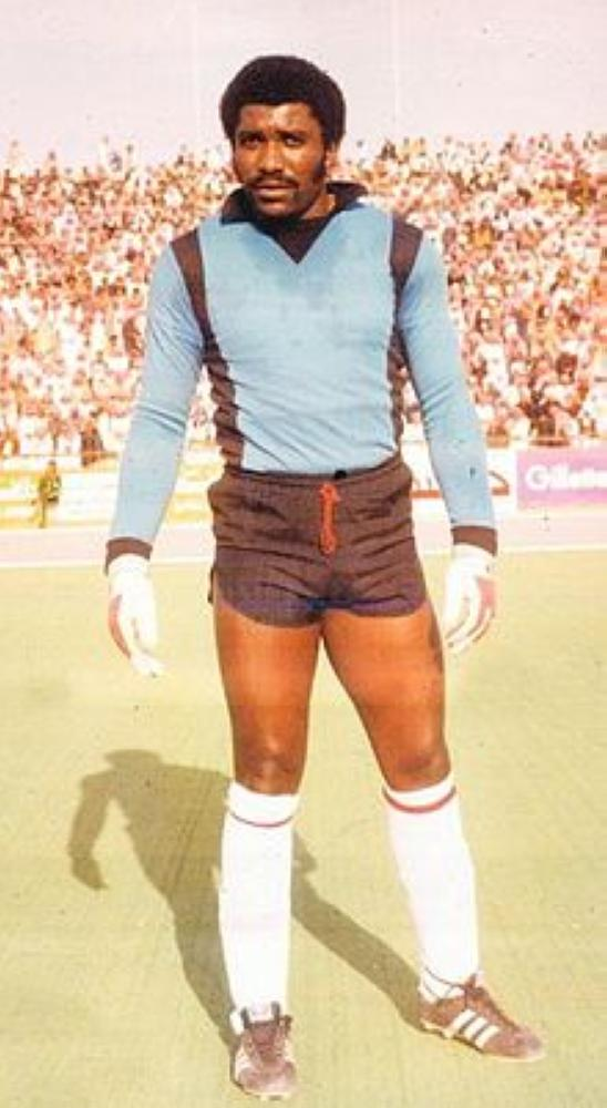 Mabrook Al-Turki, former goalkeeper of Saudi national team.