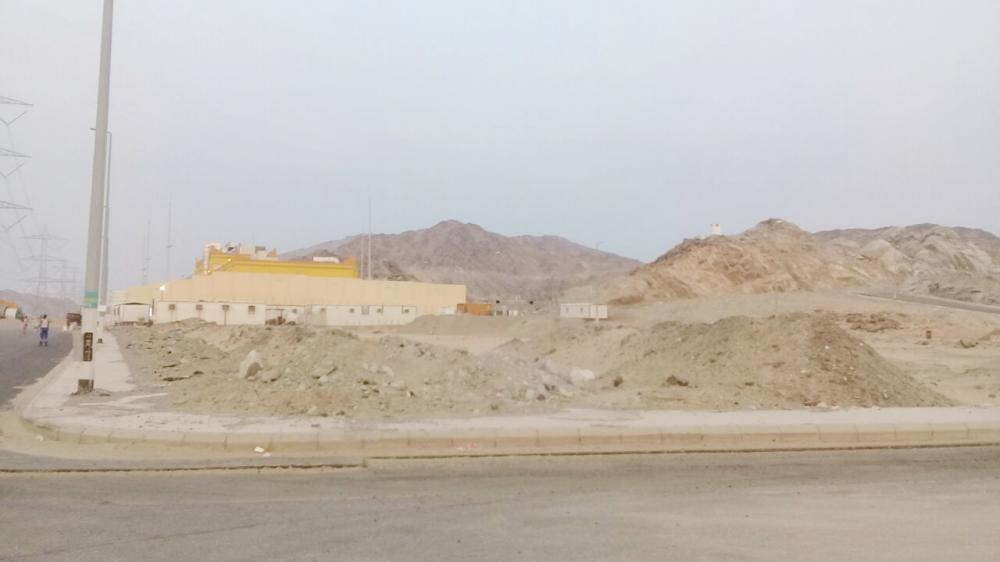 One of the undeveloped layouts in Okeshiya district of Makkah. Development work in the area came to halt amid unfulfilled promises by local officials.
