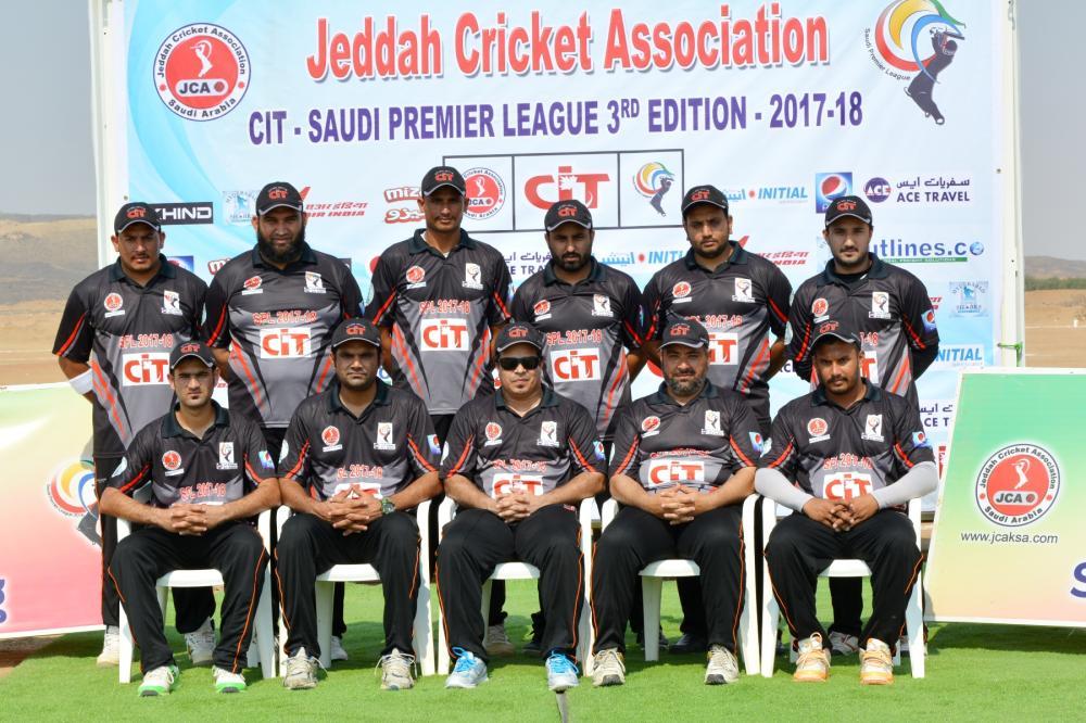 Pak Shaheen Team Group Photo