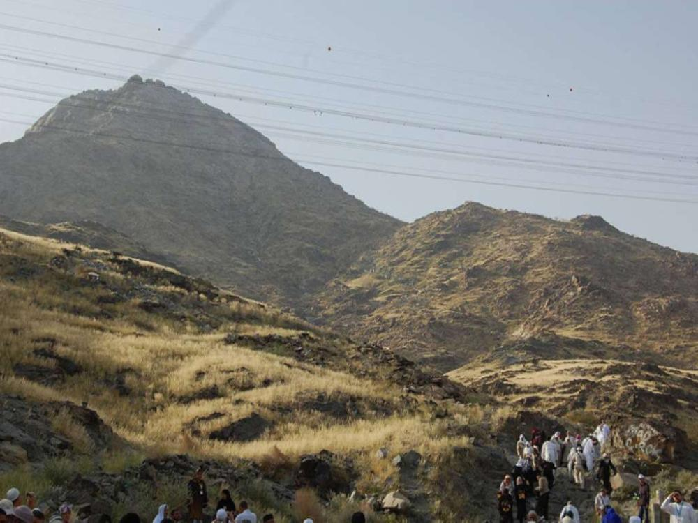 Jabal Al-Noor — An ever glittering mountain whence enlightenment spread around the world