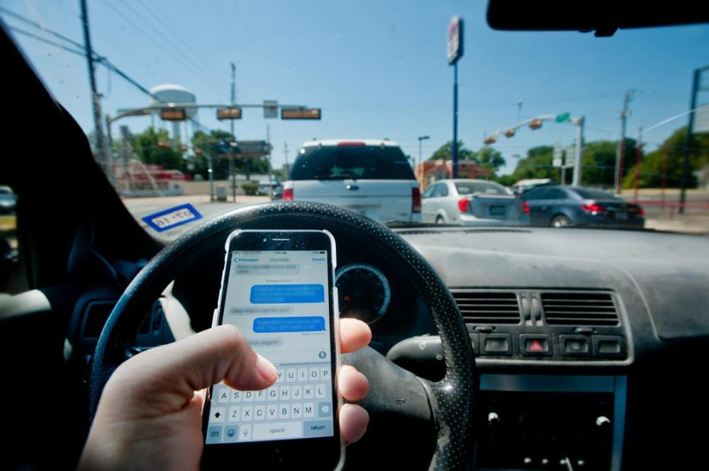 Cell phone use responsible for 7,500 road deaths in 2017