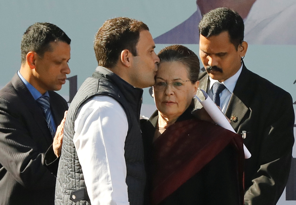 Sonia retiring only as President, not from politics : Congress
