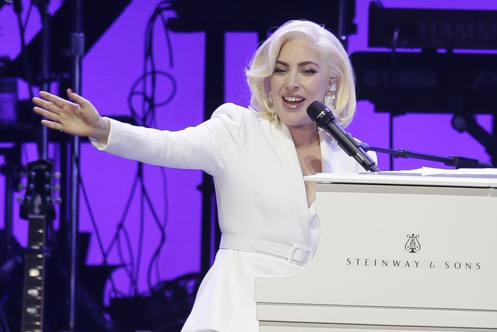 Lady Gaga to begin Strip residency at Park Theater in 2018