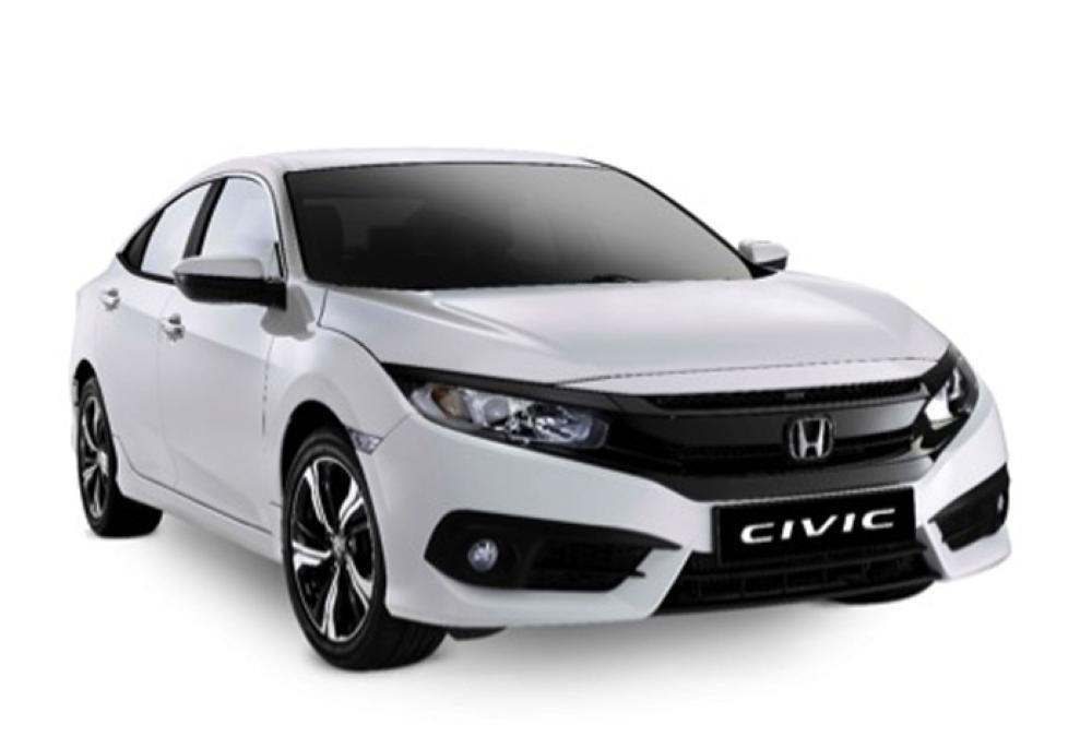 honda motor 2018 civic lx sport grade launched 4 traders. Black Bedroom Furniture Sets. Home Design Ideas