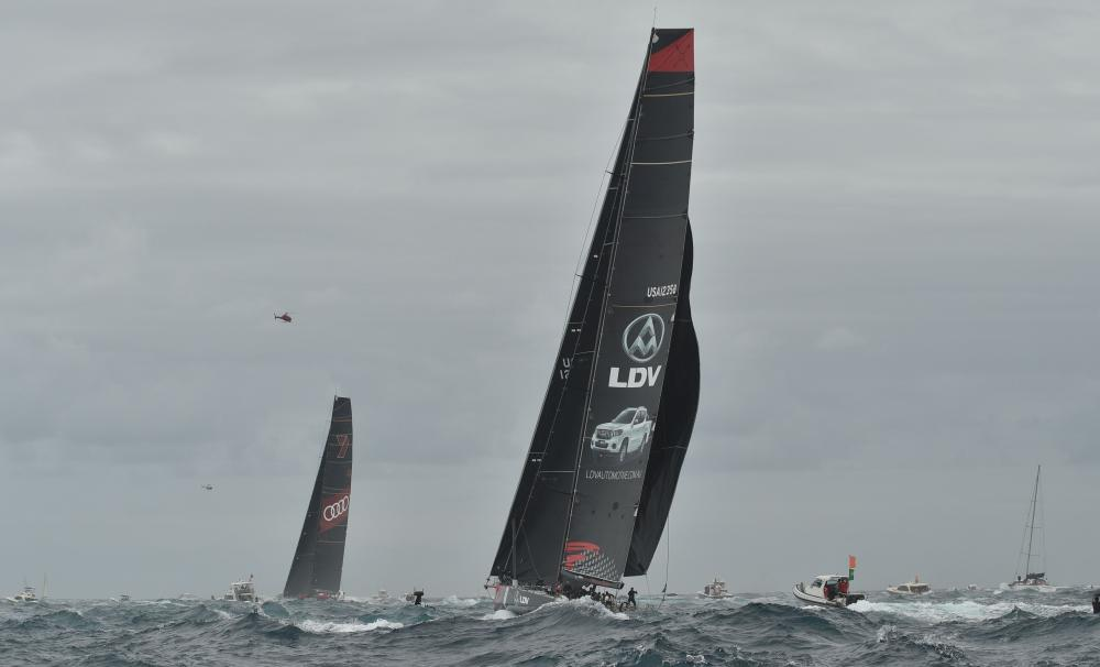 Protest set to decide Sydney to Hobart finish?