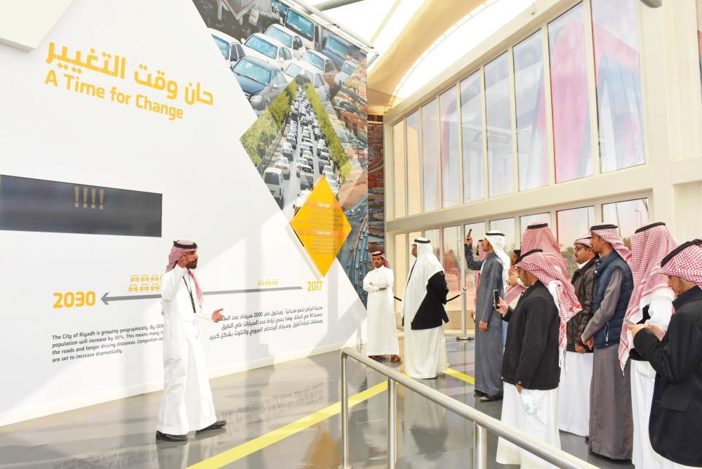 A glimpse inside Riyadh Metro's  'ride to the future'