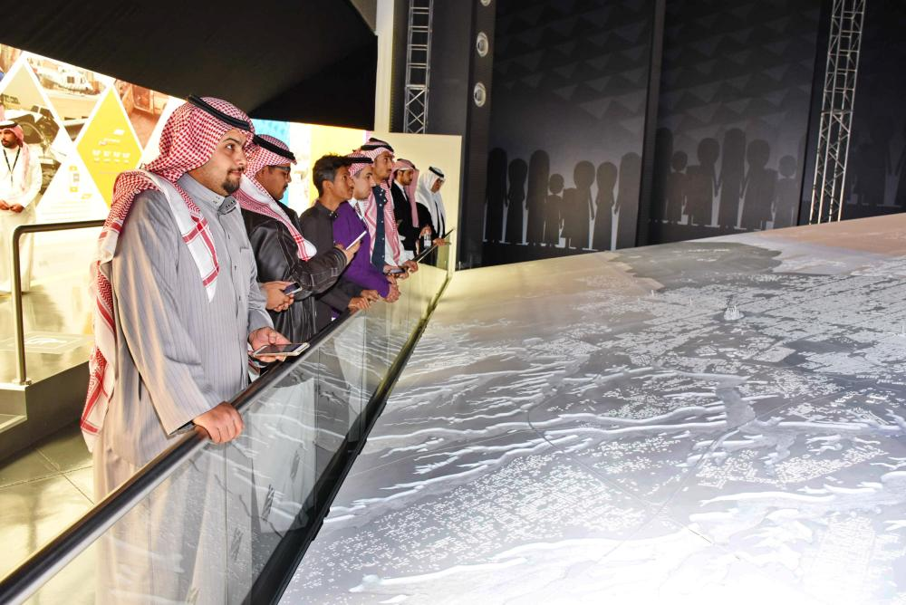 A glimpse inside Riyadh Metro's  'ride to the future'