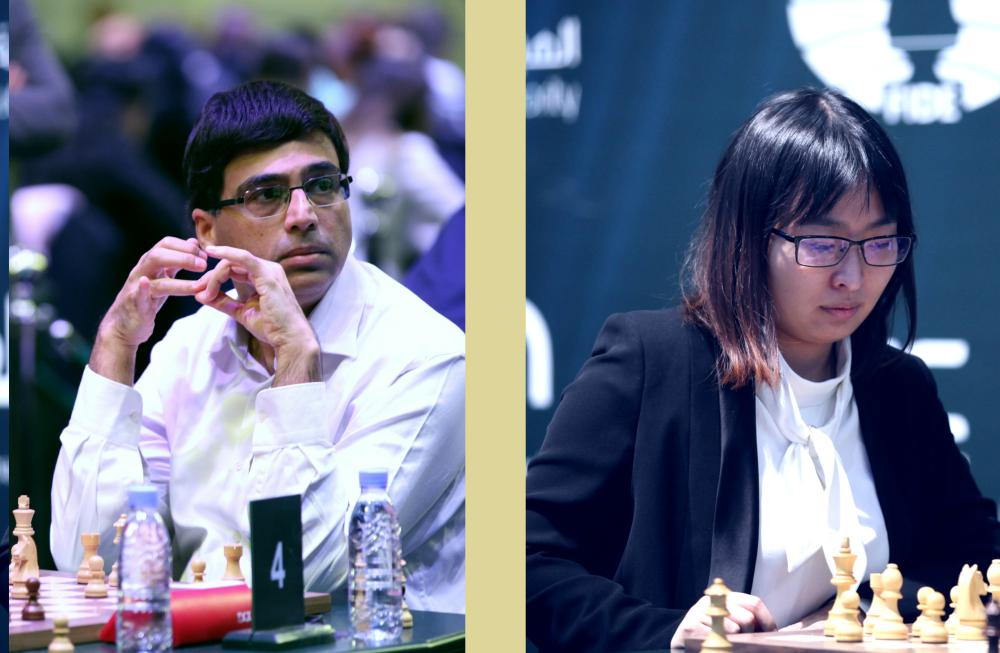 Viswanathan Anand remains unbeaten to win World Rapid Chess Championship