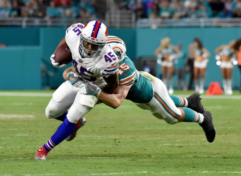 LeSean McCoy has chance to play against Jaguars