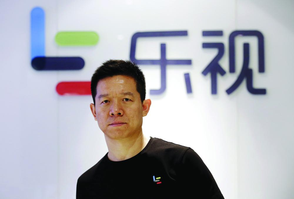 LeEco Founder Ignores Return Order by China, Stays in US""