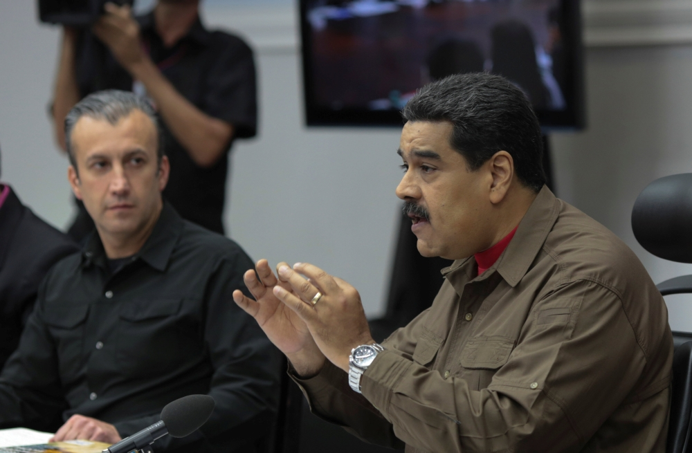 Venezuela's President Is Creating An Oil-backed Cryptocurrency