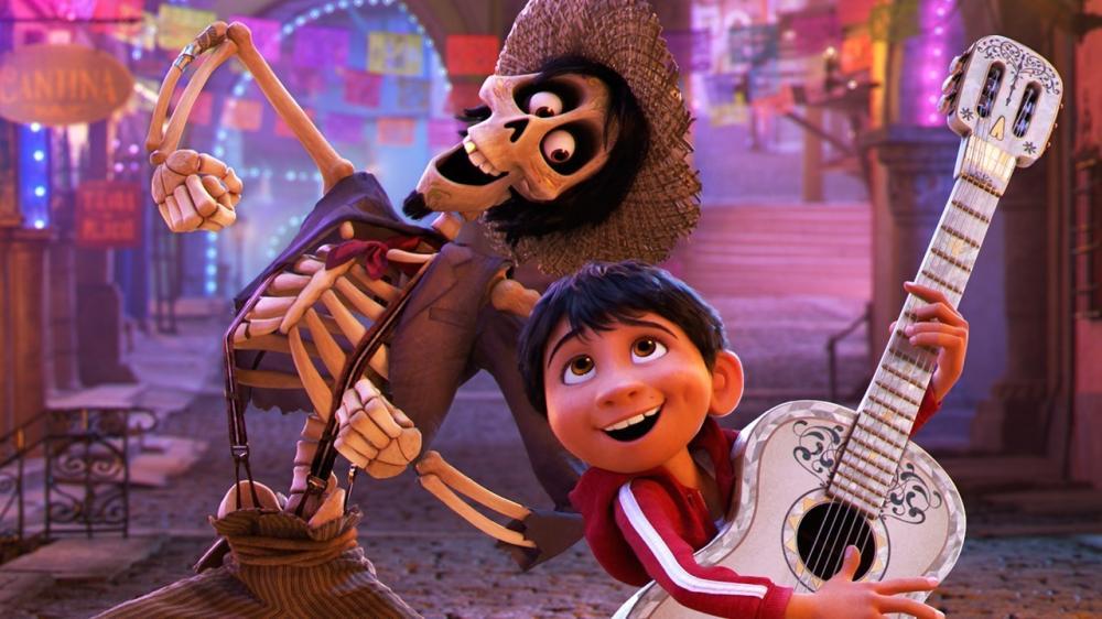 Pixar039s 039coco039 Strikes A Chord In Mexico Guitar Town