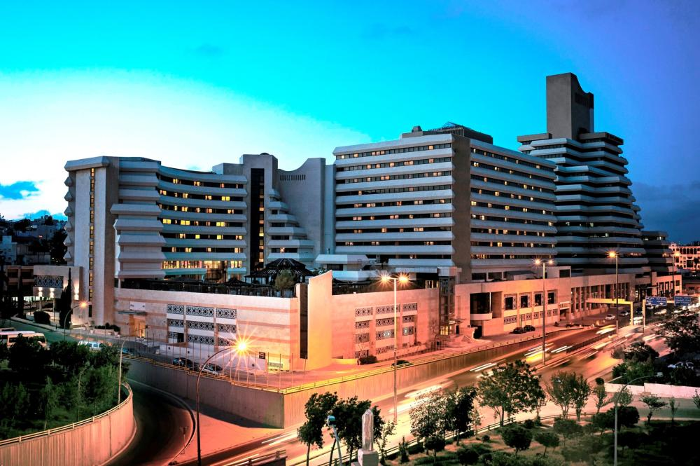 Le Grand Amman - Managed by AccorHotels Exterior