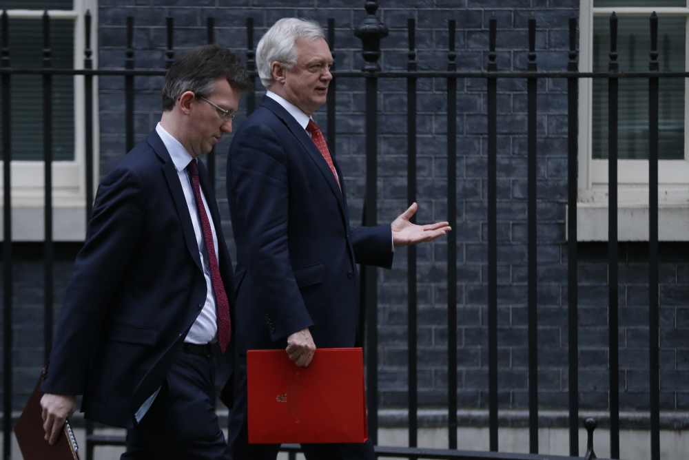 British cabinet shake-up notable for who stays, not who goes