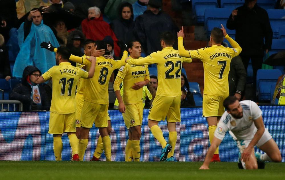 Marcelo blasts Los Blancos after shock home defeat to Villarreal
