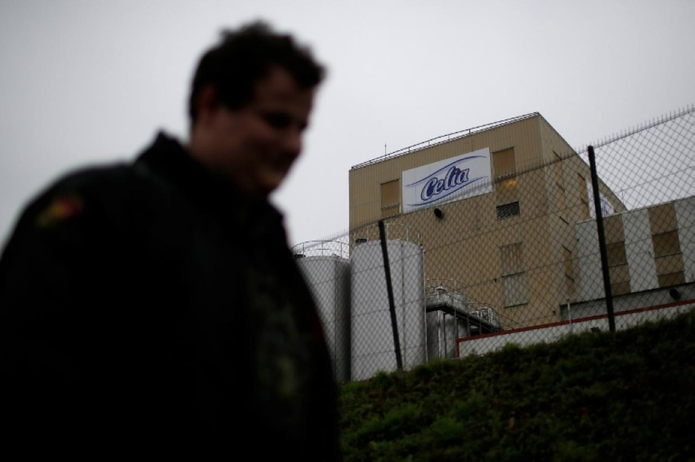 83 countries affected by Lactalis salmonella scandal: CEO
