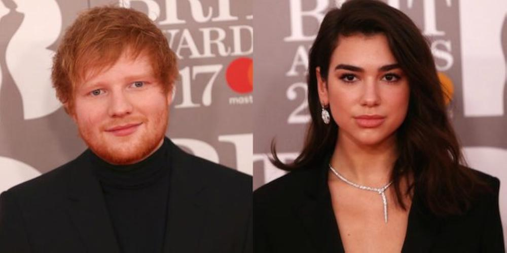 Ed Sheeran, Liam Payne and Stormzy among Brits nominees